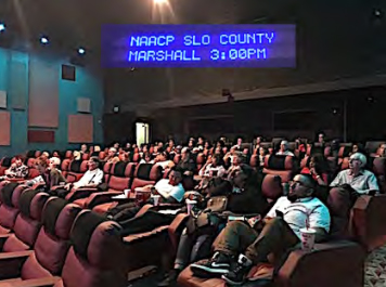 Special Screening of the Film Marshall