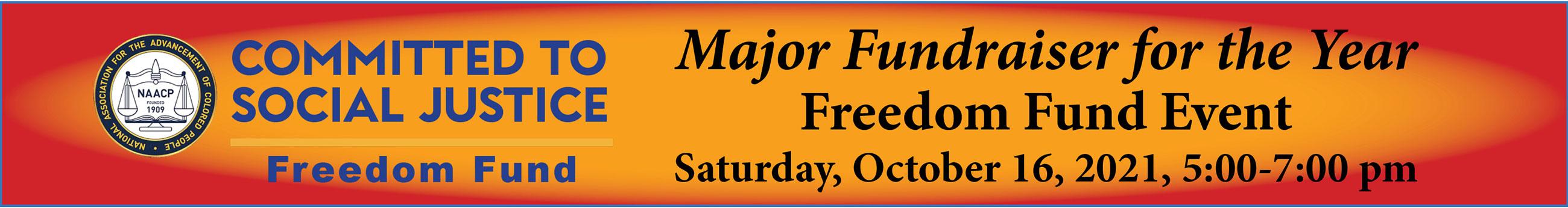 Freedom Fund Event