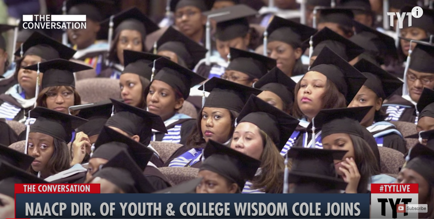 TYT's the Conversation: Why Canceling Student Loan Debt is Critical for Black Borrowers