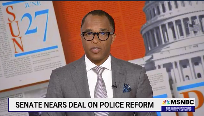NBC News: Police reform negotiations in Congress are teetering on collapse. Cops may be to blame